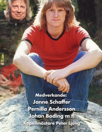 Janne Schaffer möter Ted Gärdestad