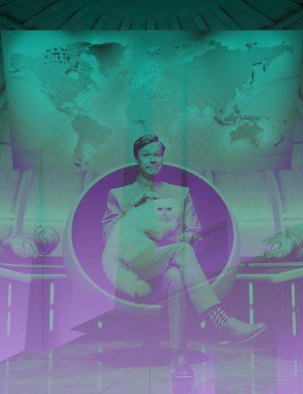 Johan Glans - World Tour of the World