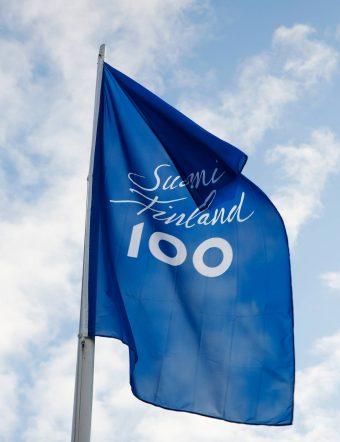 Suomi Finland 100