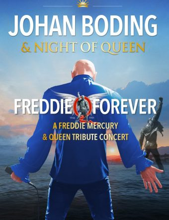 Freddie Forever med Johan Boding & Night of Queen